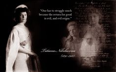 Grand Duchess Tatiana Romanov