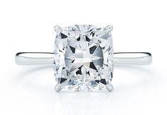 1.5ct Cushion cut diamond for $2,550 on diamondhedge.com #engagementrings #diamonds #Love #wedding