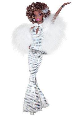 Disco Barbie, via Flickr.
