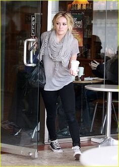 Hilary Duff Style Thread - Page 2 - PurseForum