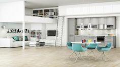 Extra Storage, Kitchens, Sweet Home, Loft, Shelves, Bed, Table, Fredrikstad, Furniture