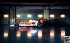 James Hunt's McLaren F1.