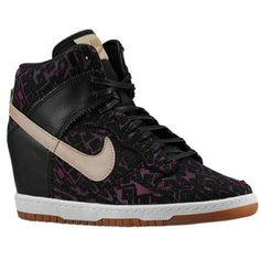 1a54e988e62133 Nike Dunk Sky High Premium- Women s gives you a classic look with some edge