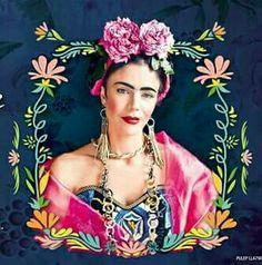 Flora Martinez, como Frida