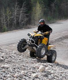 four wheeler - fun