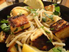Tofu 'Shrimp' Scampi | Vegan Recipe from One Green Planet