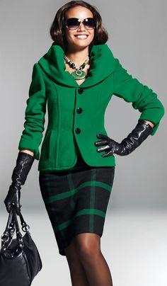 Adoro o verde...