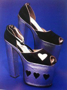 huzzarhuzzar:  70s Platform shoes