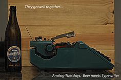 Every Tuesday we host the Typewriter workshoppe portion of 'Analog Tuesday's' @ our 3030 a nifty rest-pub-lounge in The Junction neighbourhood of Toronto!