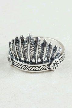 Kızılderili yüzüğü