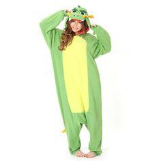 Dragon Kigurumi, $49, now featured on Fab.  ....next halloween, I could be WARM!  hmmmmm