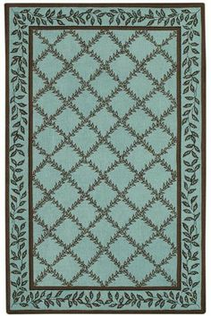 "Wilton Area Rug, 2'6""x8' RUNNER, BLUE CHOCOLATE by Home Decorators Collection. $179.00. Find the Area Rug That Is Right for You in our Chelsea Collection Our Chelsea Collection includes the Wilton design. These wool rugs are crafted of 100% wool and feature fine petit-point hooking, using smaller needles, which enhances their beautiful colors and detailed patterns. We offer Wilton wool rugs in a variety of colors. Different colors will give your rooms a different feel, a..."