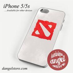 Dota 2 Logo 2 Phone case for iPhone 4/4s/5/5c/5s/6/6 plus