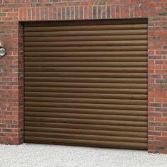 Cardale Thermaglide 77 Roller Garage Door (Woodgrain Laminated)