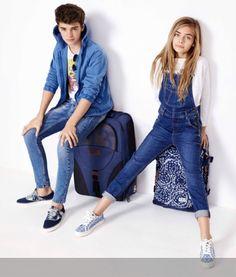 Pepe Jeans traz moda infantojuvenil descomplicada para o verão 2017 - Notícias : Coleção (#738590)