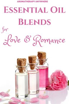 Romantic essential oil blend recipes - Looking for a subtle way to fill the air with romance? Try these easy romantic essential oil blend recipes. Best Smelling Essential Oils, Homemade Essential Oils, Making Essential Oils, Essential Oil Blends, Pure Essential, Essential Oil Candles, Essential Oil Perfume, Perfume Oils, Boho Lifestyle