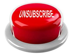 And while you're at it, unsubscribe from all those useless email lists that constantly flood your inbox.