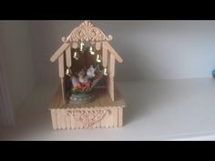 ▶ Popsicle stick craft- Request video - YouTube