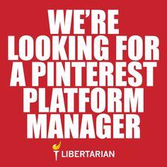 Libertarian Party Official Lpnational Profile Pinterest