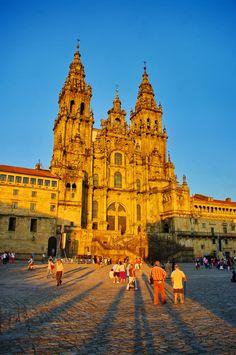 Saint-Jacques de Compostelle, Santiago de Compostela, Galice, Galicia, Espagne, Spain