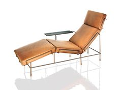 Buy the Traffic Chaise Longue by Magis from our designer Lounge Seating collection at Chaplins - Showcasing the very best in modern design. Chair Design, Furniture Design, Furniture Market, Manicure Y Pedicure, Leather Lounge, Kartell, Lounge Seating, Lounge Chairs, Deck Chairs
