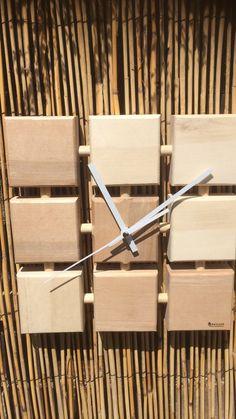(notitle) – Eflatun Sufleler – Join the world of pin Pallet Clock, Pub Decor, Modern Clock, Diy Clock, Unique Woodworking, Wall Clock Design, Wood Joinery, Wood Clocks, Wooden Art