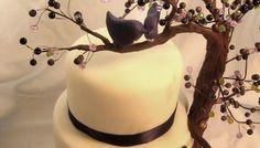 Woodland Love Bird Wedding