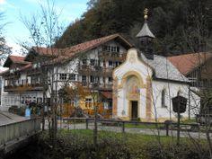 Grainau-Hammersbach, Marienkapelle (Garmisch-Partenkirchen) BY DE