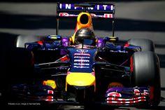 Sebastian Vettel, Red Bull, Monte-Carlo, Thursday practice, 2014