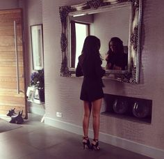 I love this mirror, great accent