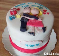 pastel para aniversario