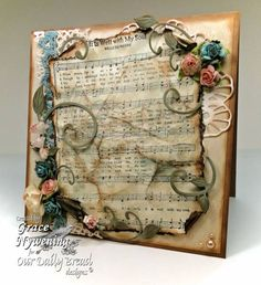 It is Well with my Soul WT359 by scrappigramma2 - Cards and Paper Crafts at Splitcoaststampers