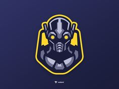 Samurai Reaper Premade Mascot Logo designed by Vedant Patel. Connect with them on Dribbble; Robot Png, Beast Games, Esports Logo, Armor Concept, Cool Logo, Logo Inspiration, Cyber, Samurai, Logo Design