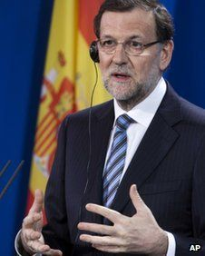 Mariano Rajoy prime minister of Spain