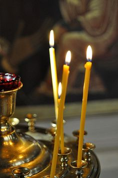 Как ставить свечи в церкви: за себя, родных, врагов..... Обсуждение на LiveInternet - Российский Сервис Онлайн-Дневников