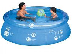 Piscina Redonda Splash Fun 2400 Litros - Mor
