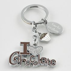 Great idea for stocking stuffer!!  She loves her chocolate