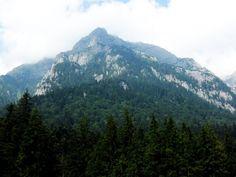 Peisaj montan Romania