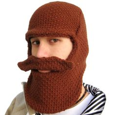 10. Beard Beanie    The ultimate fun Christmas gift. Available in a range of styles and colours.