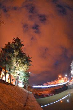 Baia Mare Noaptea,Baia Mare by Night,Judetul Maramures County,Romania,Europe Photo Blog, True Beauty, Tudor, Europe, Celestial, Sunset, Country, Night, Real Beauty