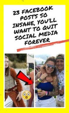 The great thing about social media is that everyone can share whatever they want, whenever they want. Quitting Social Media, April 10, New Pins, Good News, Mother Nature, Funny Memes, Creative Products, Amazing Things, Black Friday