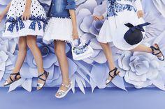 Chic « Monnalisa — фирменные бутики итальянской детской одежды в Москве