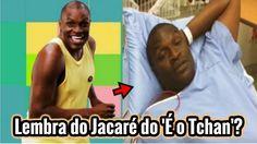 Jacaré do 'É o Tchan' Lembra? Ele saiu do Brasil e o motivo faz chorar