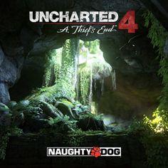 Open Water - Uncharted 4, reuben shah on ArtStation at https://www.artstation.com/artwork/qZr0R