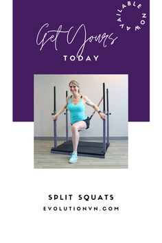 No matter how much exercise experience you have, we have a program for you. The sweat of the Days are fully guided and we'll do the entire workout with you. The workouts in our daily calendars are structured and are perfect for you if you like to go at your own pace. If you want to Build Your Own Program, you can do that as well - we'll show you how. #homegym #EvolutionVN