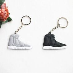 a4bbd707e40 Handcrafted Adidas Yeezy Boost 750 Key Chain