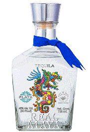 Real Maya Plata Tequila