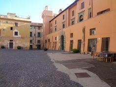 piazza centro borgo