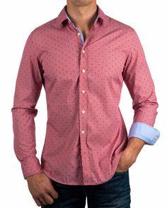 Camisas hombre Hackett London ® Fil Coupe Multi Trim  0685d669b4f