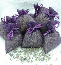 Lavendar Sachets for gifts